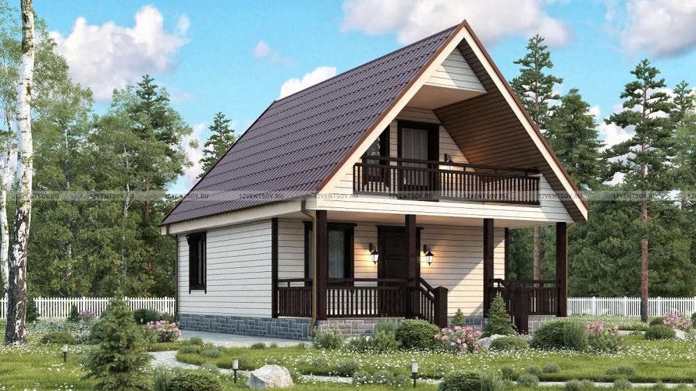0a615f33909d Строительство домов из бруса в Екатеринбурге и области - 12 венцов